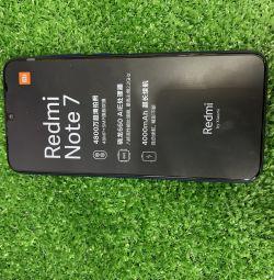 Mobile phone Xiaomi Redmi note 7 4/64