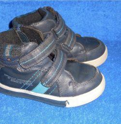 Μπότες δεξι-σόου Jump-Skok r.24 (15 εκατοστά σόλα)