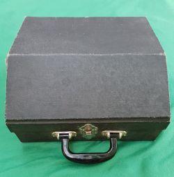 USSR accordion case