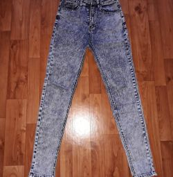 Jeans are female, new