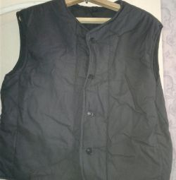 Waistcoat insulated