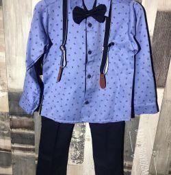 Детский костюм для джентельмена
