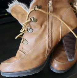 Demi-season boots of Incity
