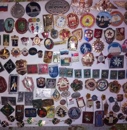 badges badges railway emblems