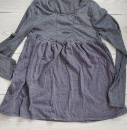 Νέα μπλούζα, κατάλληλη για εγκύους