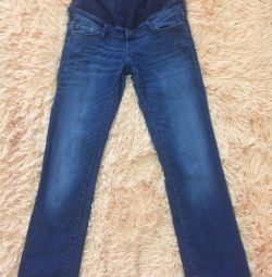 Jeans for pregnant women firm HM size 44-46