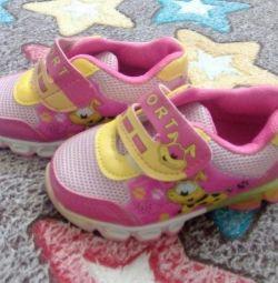 Αντρικά παπούτσια, μέγεθος 23