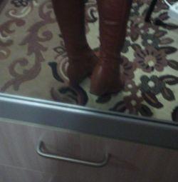 Γυναικεία μπότες.-άνοιξη-φθινόπωρο