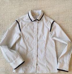 Блуза Alessandro Manzoni на дівчинку 6 років