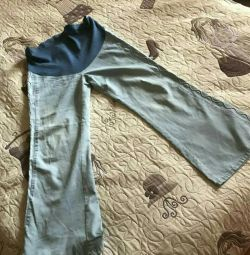 Capri pants for pregnant women 46-48 r