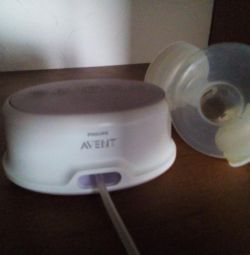 Electric breast pump Avent