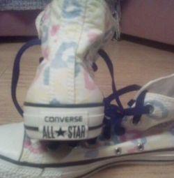 Spor ayakkabı Converse All Star orijinal
