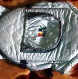 Σακίδιο για ένα νεογέννητο