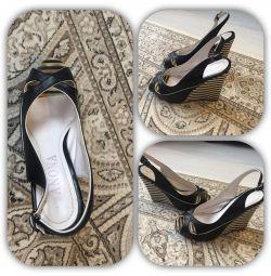 Sandals different models