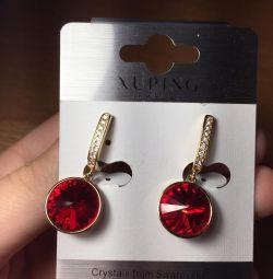 Swarovsky Earrings