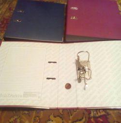 Klasör - Belgeleri depolamak için kayıt memuru