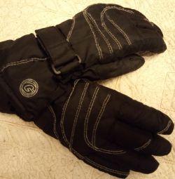 Γάντια ζεστά