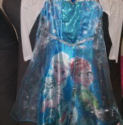Φανταχτερό φόρεμα της Έλσας 1.10