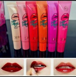 Tint for lips