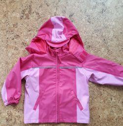 Jacket waterproof