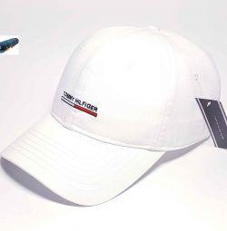 Tommy Hilfiger line baseball cap (white)