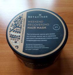 Восстанавливающая маска для волос Botavikos