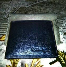 Genuine Leather Wallet / Purse