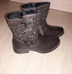 Bocanci (pantofi mici)
