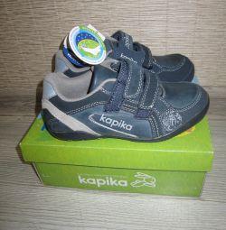 Новые кроссовки Kapika