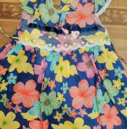 Dress 74-80 pp