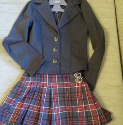 Uniformă școlară (a rămas doar sacou)