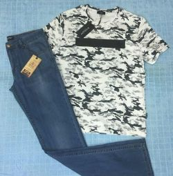 Calvin Klein T-shirts, new