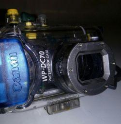 Υποβρύχιο κουτί Canon WP-DC70 αδιάβροχη θήκη