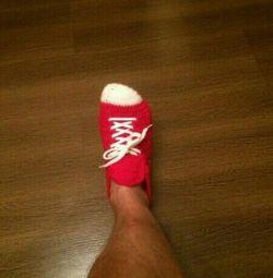 Erkek Çorapları Sneakers Converse