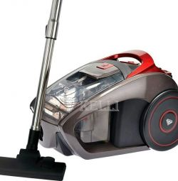 8007 Vacuum cleaner with a glass