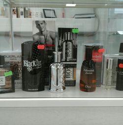 Мужской парфюм.