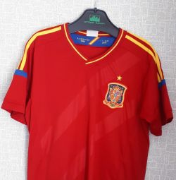 T-shirt Spain bardovy