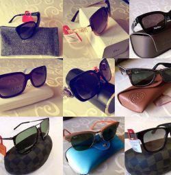 Brand glasses