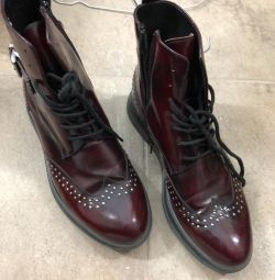 Boots Italy 37 size