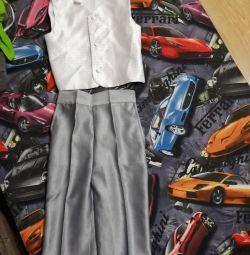 Κομψό κοστούμι για 2 χρόνια