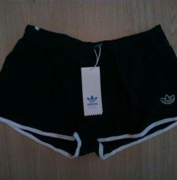 Short shorts adidas s, m, l.
