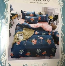 New double linen set