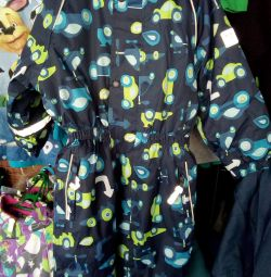 New overalls