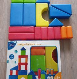 Конструктор Mega bricks