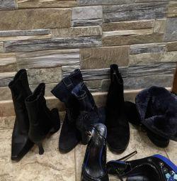Shoes size 38!