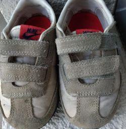Παιδικά πάνινα παπούτσια, nike, nike, 23, 23,5,24