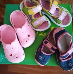 Pachete de pantofi de 4 perechi