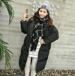 Women's winter jacket 44