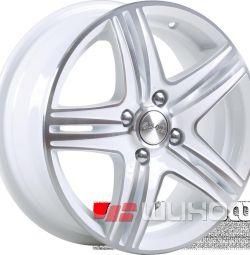 Колесные диски SKAD City 6x15 PCD 4x100.0 ET 38 DIA 67.10 Селена