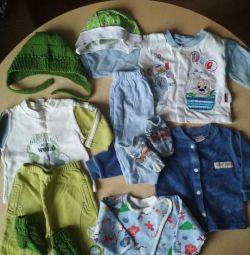 Children's clothes suit children's on the boy